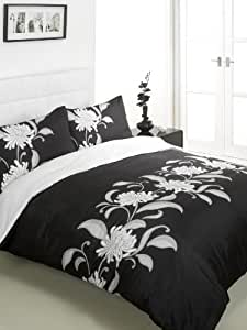dreamscene bettw sche set exquisite f r super king size. Black Bedroom Furniture Sets. Home Design Ideas