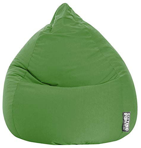 Sitting Point 29941 033 Sitzsack BeanBag Easy XL Gras