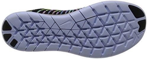 Nike 831069-003, Sneakers trail-running homme Noir