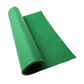 Emours Moisturizing Reptile Carpet Fiber Pet Mat,Green,Large 16