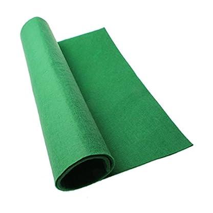 Emours Moisturizing Reptile Carpet Fiber Pet Mat,Green,Large 1