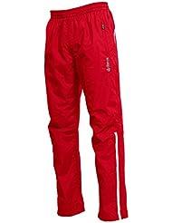 Reece–Pantalones Tech de niños rojo, color rojo, tamaño 116