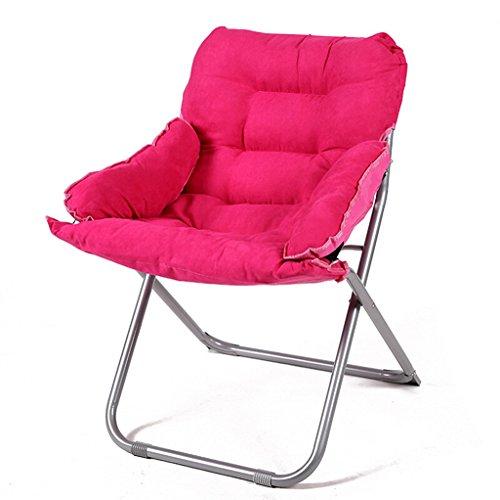 HCJLR FJXLZ® Beanbag, Chaise Pliante individuelle Chaise d'ordinateur Fauteuil Chaises de dortoir Inclinable Pliable, Amovible Sacs de Haricot Paresseux Faut (Couleur : #10)