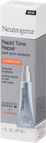 Neutrogena Rapid Tone Repair Moisturizer Dark Spot Corrector Serum -USA-