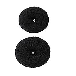 Param Pack of 2 hair donuts | All 2 different sizes / Hair Accessories