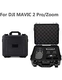 LDB SHOP Borsa multifunzionale tracolla Nero borsa a tracolla per DJI MAVIC 2 PRO//MAVIC 2 ZOOM Drone