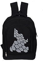 LeeRooy (Messenger Bags)Mans And Woman Unisex Use Bagpack Bag Backpack - Black |Messenger Bags Laptop Bag| Backpack...