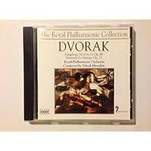 Dvorák: Symphony No.8/Serenade for Strings