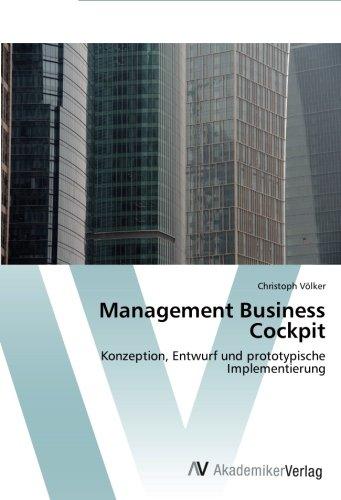 Management Business Cockpit: Konzeption, Entwurf und prototypische Implementierung