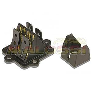 Clapets carbone Malossi MHR MBK Nitro/Ovetto - 360020