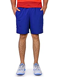 Nike Mens Cotton Shorts (833272-429_L_Blue_Large)