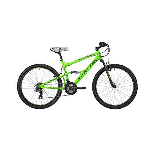 41D6qyLcV1L. SS500  - Atala Bicycle MTB Panther VB Suspension Wheel 26 Frame XS 36 2019