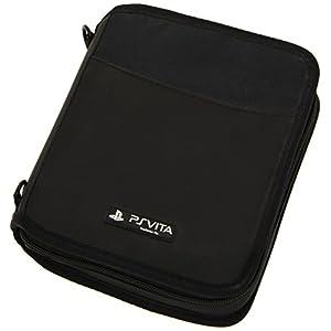 PS Vita – Deluxe Travel Case Schwarz (Tasche)
