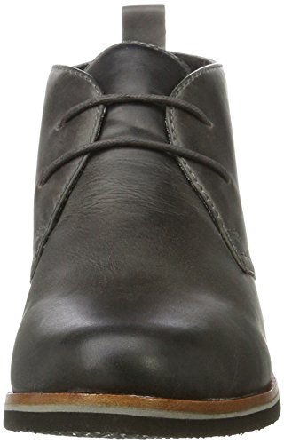 Caprice Damen 25100 Chukka Boots Grau (Anthracite Ant)