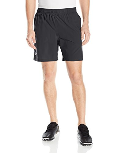 Under Armour Launch Sw 7-inch, Pantaloncini Uomo Nero