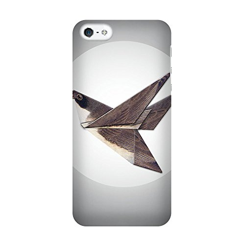 iPhone 5C Coque photo - Origami colombe