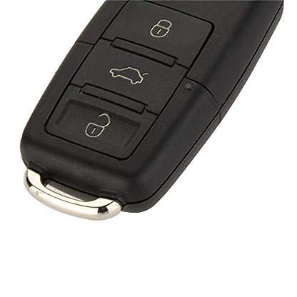 2-Stck-Autoschlssel-Hlle-Gehuse-Ersatz-Flip-Faltbar-Kunststoff-Auto-Schlssel-Funk-Fernbedienung-Shell-Schlssel-Hlle-Cover-mit-3-Tasten-fr-Auto-PKW-KFZ