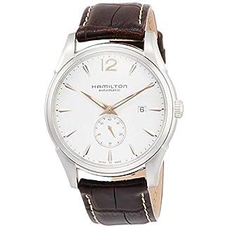 Hamilton Reloj Analogico para Hombre de Automático con Correa en Cuero H38655515