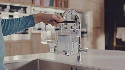 41D6ueoE50L - Philips CA6903/22 pieza y accesorio para cafetera Filtro de agua - Filtro de café (Filtro de agua, De plástico, Suiza, 2 pieza(s))