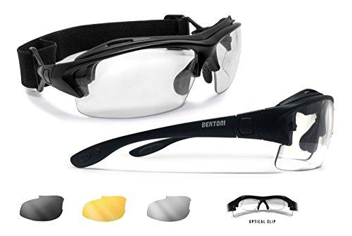 Hochwertige Piloten-Sonnenbrille mit polarisierten Gläsern und Edelstahlrahmen inkl. Etui, Reinigungstuch und Tester, UV400 in 7 verschiedenen Farben (smoke / black Pilot)