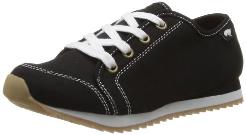 Rocket Dog Womens Andrea Sneaker Black Size: 5