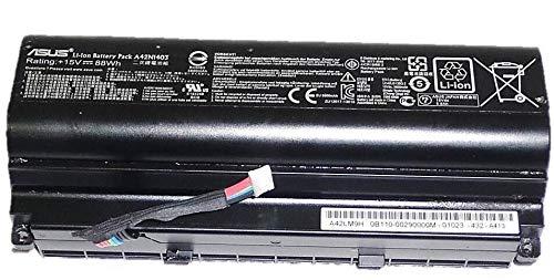 Batterie d'origine ASUS A42N1403 A42LM93 G751 G751J ROG GFX71JY