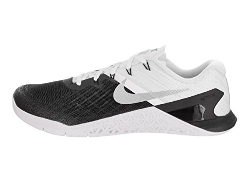 Nike Metcon 3 Herren Trainingsschuh 852928-005 Black/White-Metallic