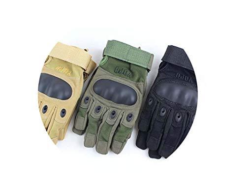 (Blisfille Power Glove Damen Außentaktik Special Forces Mit Vollen Fingerhandschuhen Rutschfesten Rennhandschuhen)