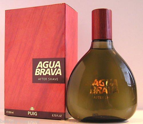 Antonio PUIG Agua Brava 200 ml After Clip Neu OVP