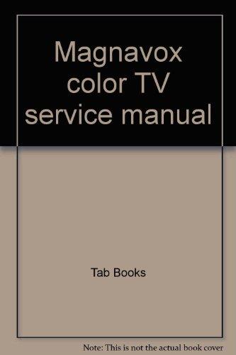 magnavox-color-tv-service-manual