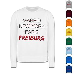Städte & Länder Kind - Weltstadt Freiburg - Kinder Premium Pullover