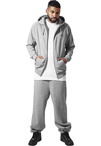 Urban Classics Herren Jogginganzug Blank Suit Grey