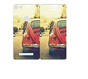 Techno Gadgets Flip Cover for Micromax Canvas Unite 4 Pro Q465