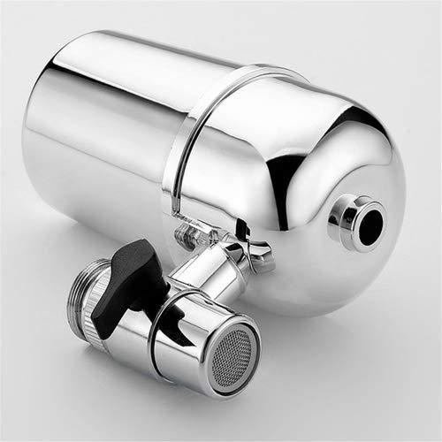 el agua del grifo de la cocina Inicio carbón activado grifo del filtro de agua
