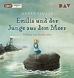 Emilia und der Junge aus dem Meer: Ungekürzte Lesung mit Sascha Icks (1 mp3-CD)
