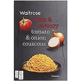 Tomate Y Cebolla Waitrose Cuscús 110G - Paquete de 4