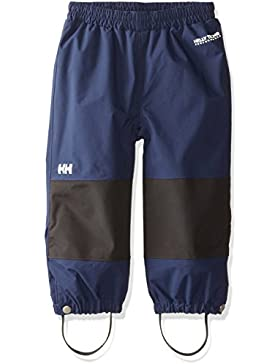 Helly Hansen K Shelter Pantalón, Unisex niños, Azul (Evening Blue), 2 años