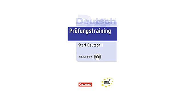 Start Deutsch 1 Prufung Pastbutton