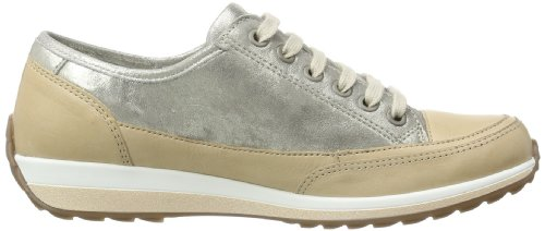Ara MÜNCHEN 3-48508, Boots Femme, Textile, Beige - Beige (beige,gold)