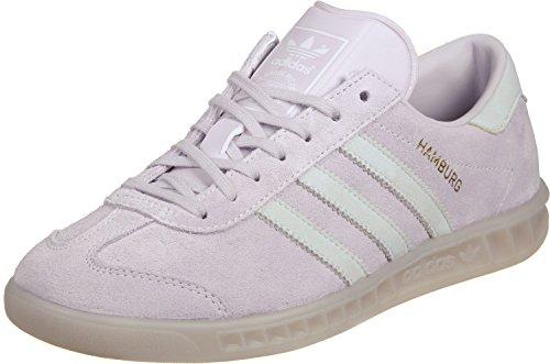 adidas Hamburg W Ice Purple White White Rose Beige