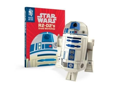 Star Wars: R2-D2's Droid Workshop: Make Your Own R2-D2 (Press Out & Play)