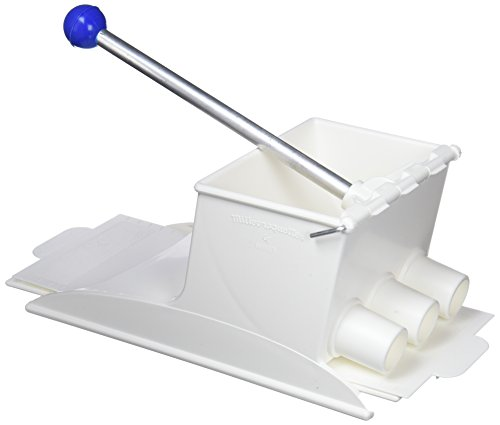 Millecroquette Máquina para croqueta, Centimeters