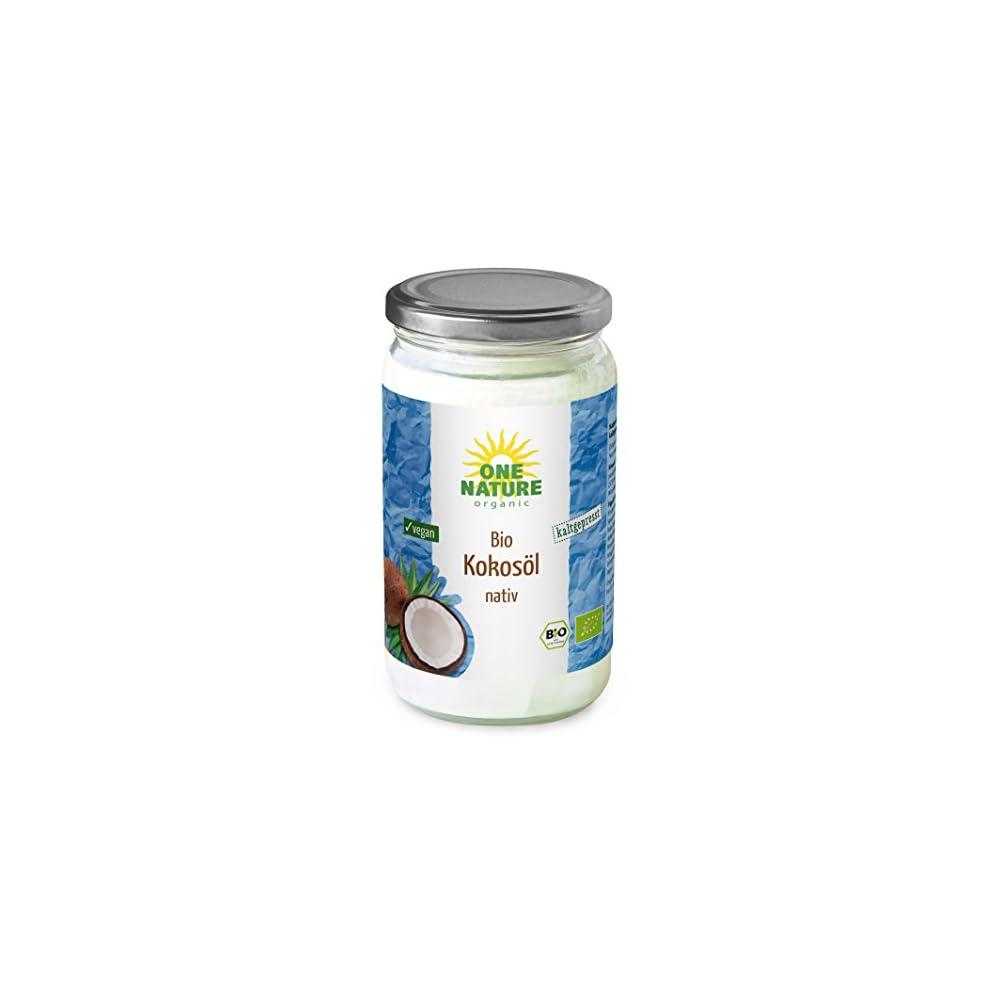 One Nature Organic Bio Kokosl Nativ 1er Pack 1 X 950 G