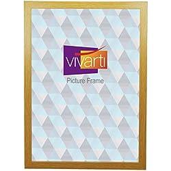 Vivarti Cadre Photo Fin Couleur Chêne, A3 Dimension, 29.7 x 42 cm