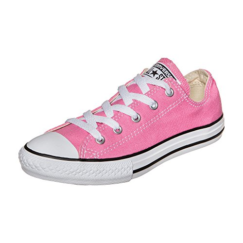 Converse Chuck Taylor All Star K Textile Royal, Chaussures mixte enfant Rose