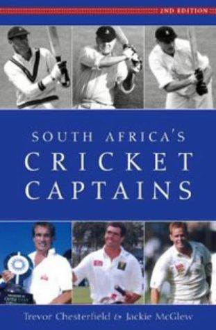 South Africa's Cricket Captains por Trevor Chesterfield