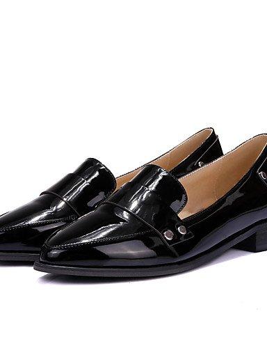 WSS 2016 Chaussures Femme-Bureau & Travail / Décontracté / Soirée & Evénement-Noir / Argent / Beige-Talon Aiguille-Talons / Bout Pointu-Talons- beige-us5.5 / eu36 / uk3.5 / cn35