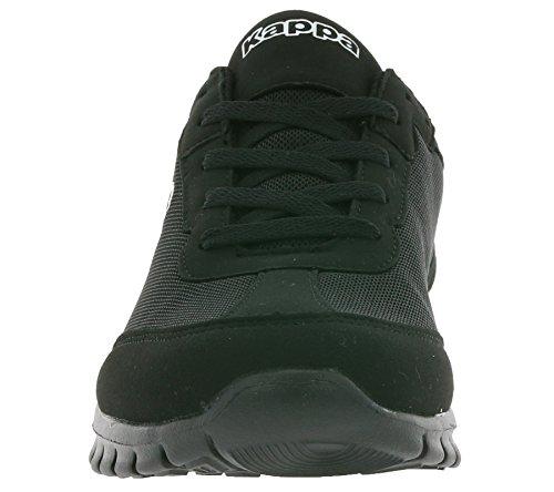 Kappa Unisex-Erwachsene Rocket Low-Top 1111 black