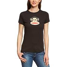 Paul Frank T-shirt Julius Head Short Sleeve - Camiseta, color negro, talla S