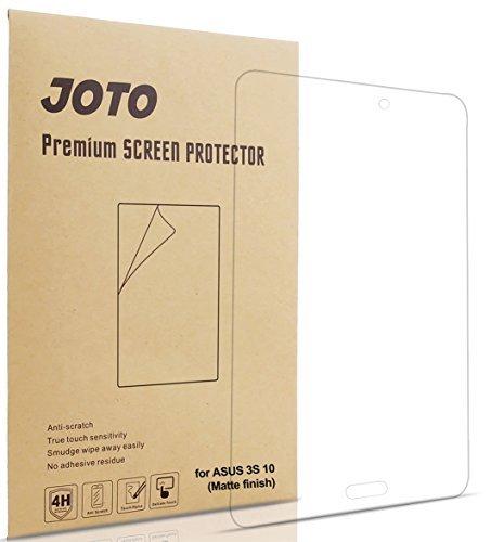 JOTO ASUS ZenPad 3S 10Bildschirmschutzfolien, blendfrei, Anti-Fingerabdruck (Matt-Finish) Bildschirmschutzfolie für Asus ZenPad 3S 10Z500M (3 Stk.)